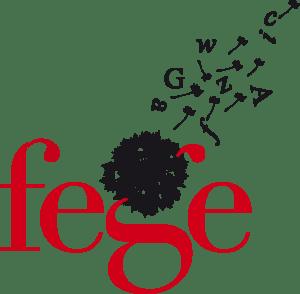 Fege, logo del Festival di Editoria e Giornalismo Emergente