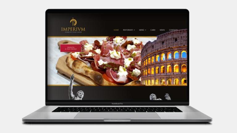 Imperivm e il nuovo sito per comunicare un sogno