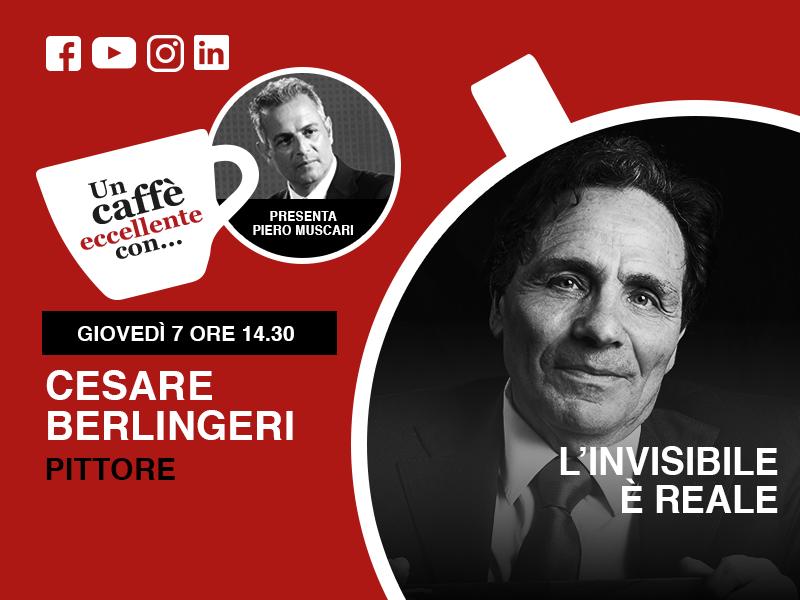 Cesare Berlingeri: un caffè eccellente - Live il 7 Maggio |