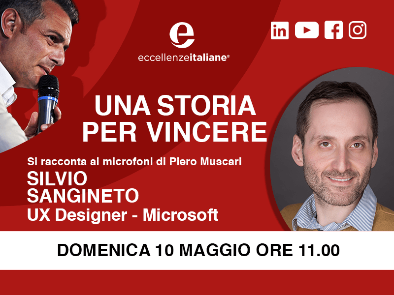 Silvio Sangineto, una storia per vincere