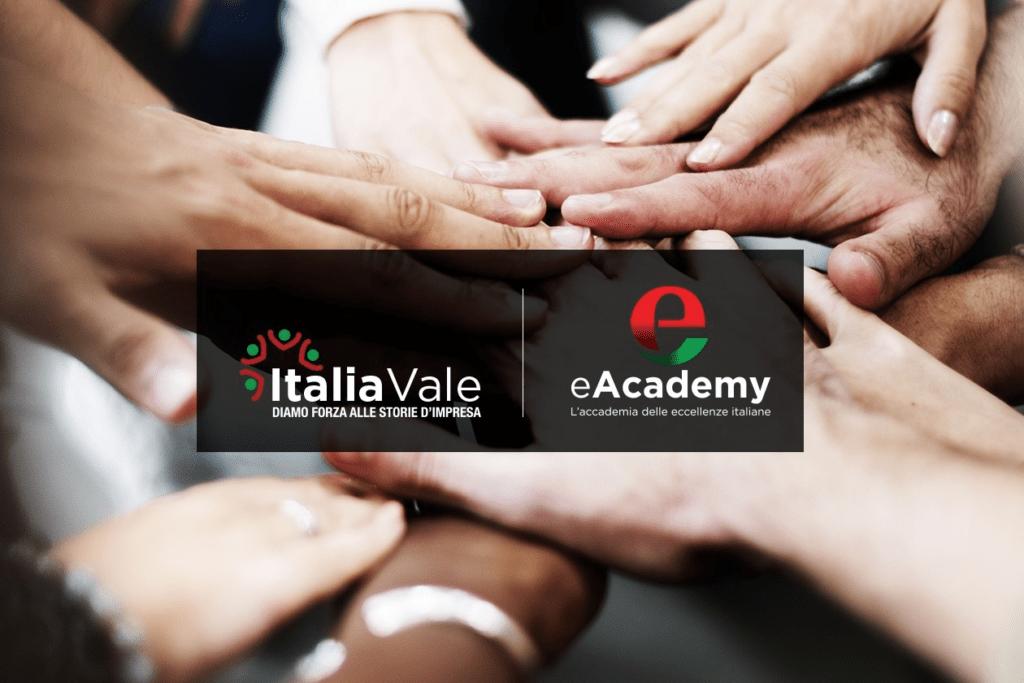 Due nuove progetti: ItaliaVale ed E-Academy