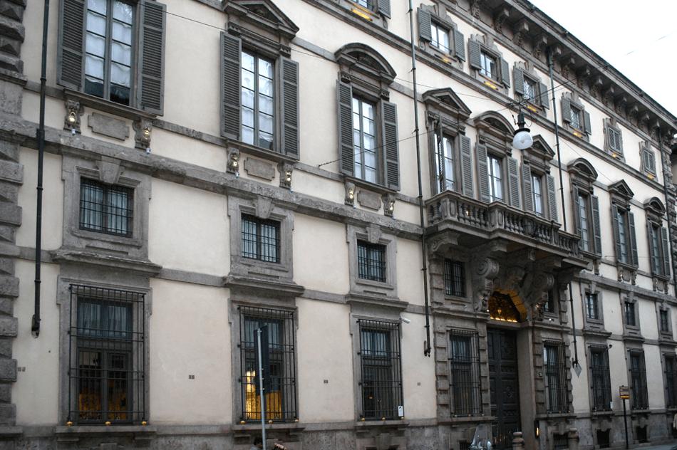La casa delle Eccellenze - Palazzo Durini