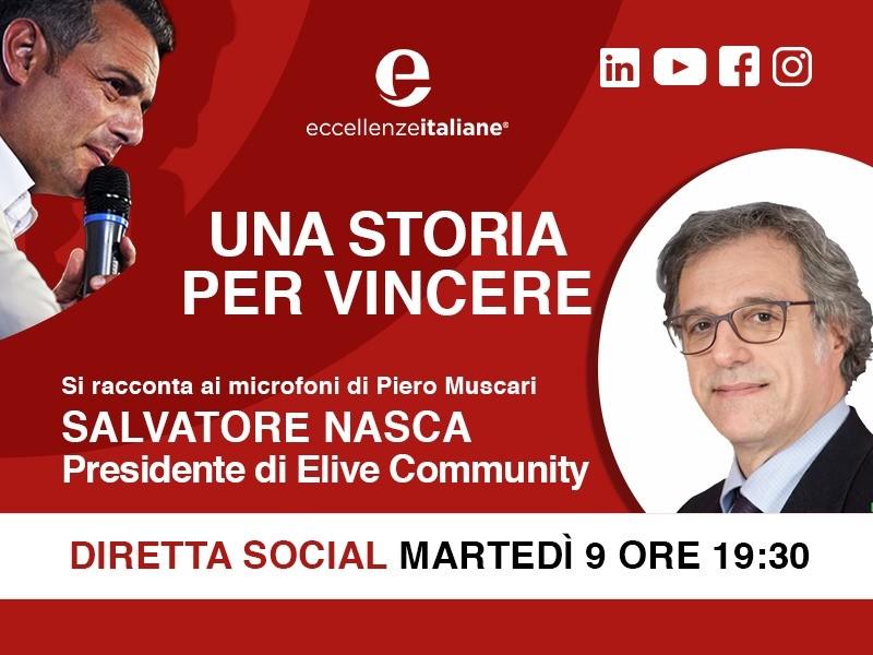 Salvatore Nasca: una storia per vincere