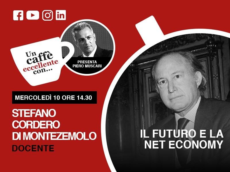 Stefano Cordero Di Montezemolo: un caffè eccellente