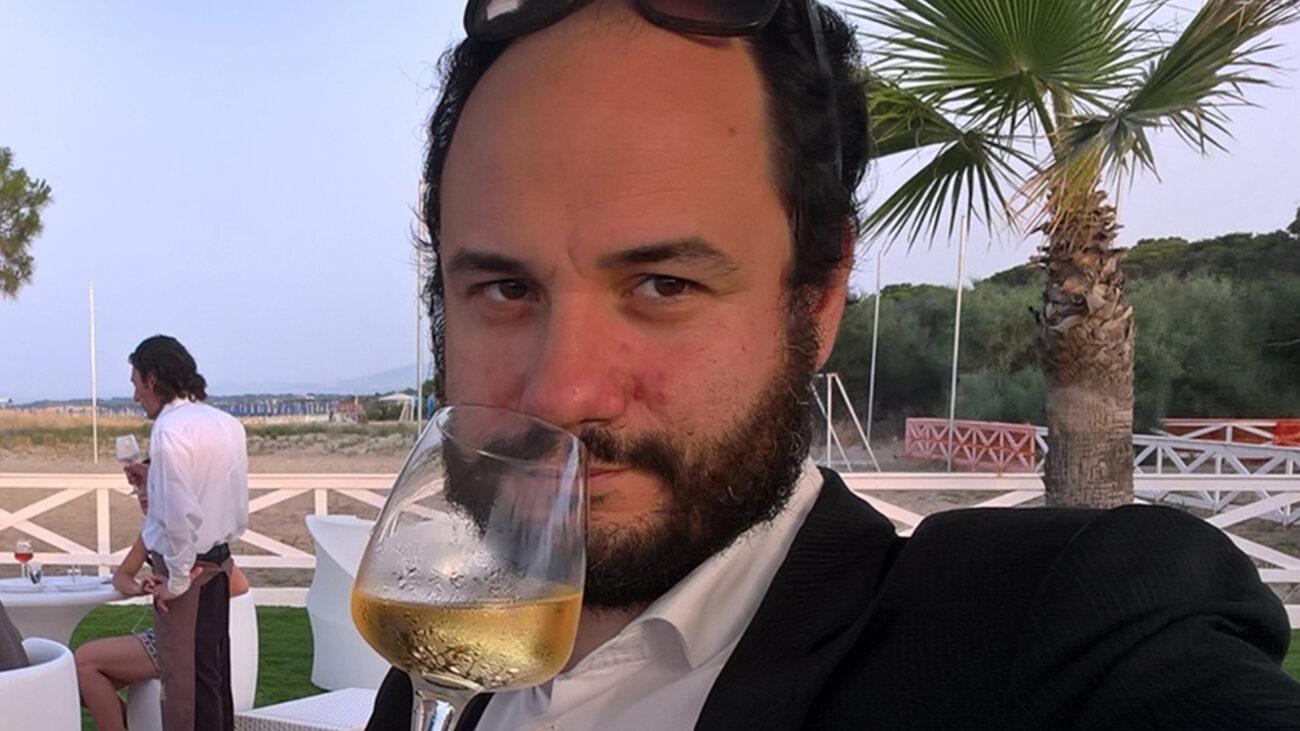 Tommaso Caporale alla guida di Vinitalia.tv
