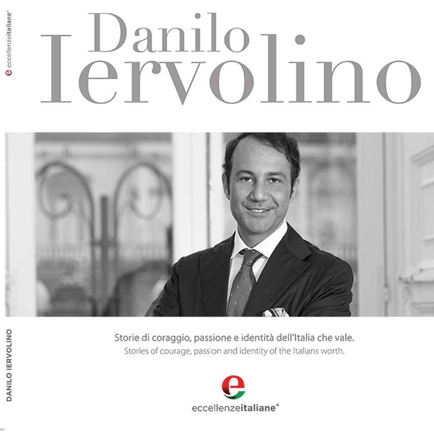 Monografia Danilo Iervolino - copertina