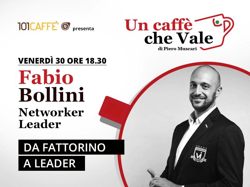 Un caffè che vale con Paolo Bollini - live del 30 Ottobre