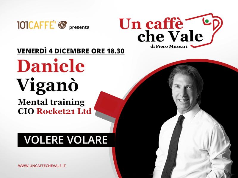 Daniele Viganò - un caffè che vale del 4 Dicembre