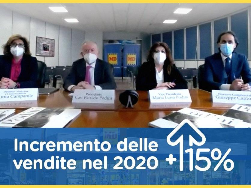 Conferenza Stampa MD 2021