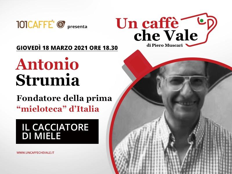 Un Caffè che Vale con Antonio Strumia
