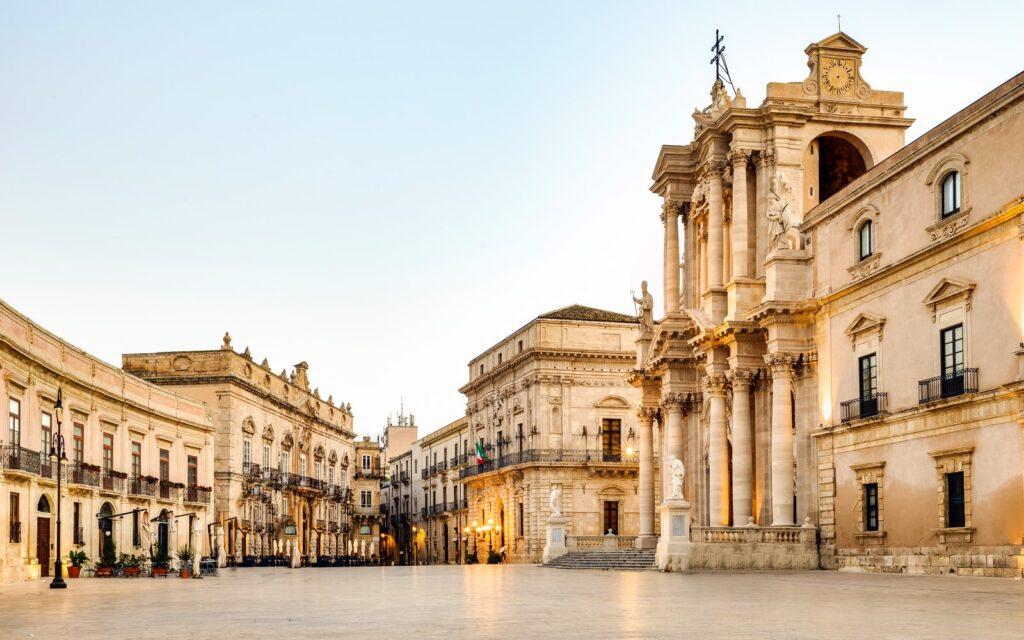 Ortigia Design Festival - Piazza e Duomo