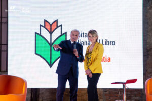 Piero Muscari direttore artistico Vibo Valentia Capitale del Libro